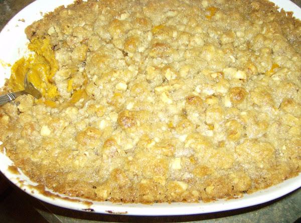 Praline Topped Sweet Potatoes Recipe