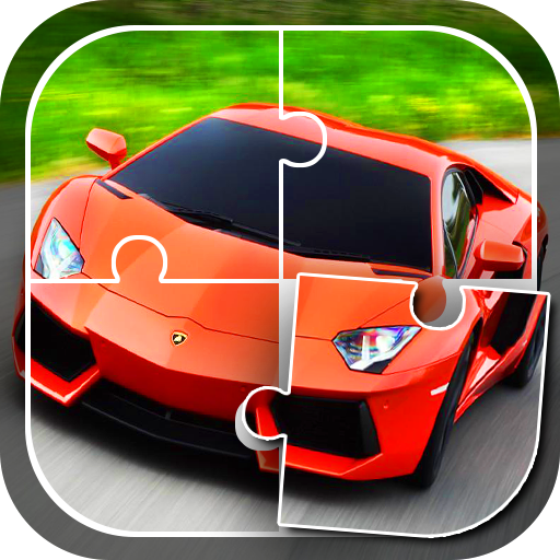 Cars Jigsaw Puzzle Game (game)