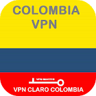 COLOMBIA VPN FREE icon