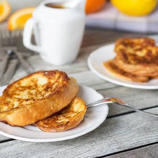 Torrijas - Sweet Spanish Toasts.