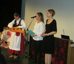Photo: Kalevalan ja Kantelettaren juhla
