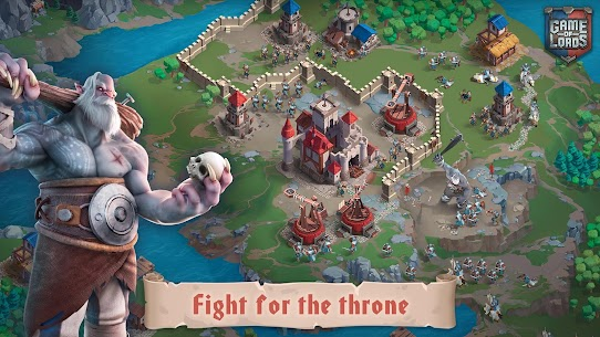 Game of Lords Apk Mod God Mod 3