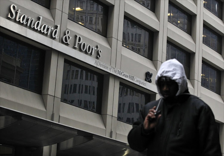 Ratings agency S&P Global Ratings. Picture: REUTERS