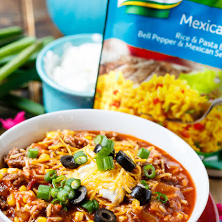 Chipotle Chili with Rice