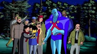 Justice League: Season 2 Episode 3 Tabula Rasa: Part 2