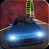 Space Driver:Impossible verfolgt Stunt Car 3d 2018 APK