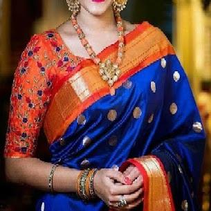 Paithani Sari Blouse Designs. 5.4.6 Mod APK Updated 2