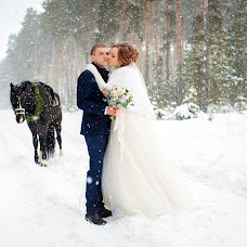 Wedding photographer Aleksandra Pastushenko (Aleksa24). Photo of 30.01.2017