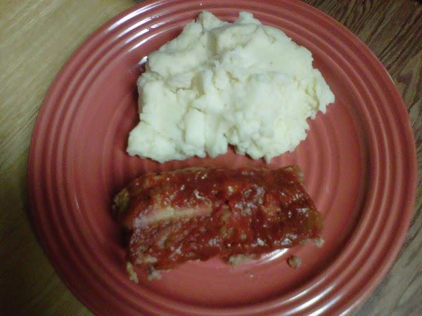 Winey Meatloaf Recipe