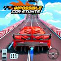 Impossible Car Stunts 3D - Car Stunt Races icon