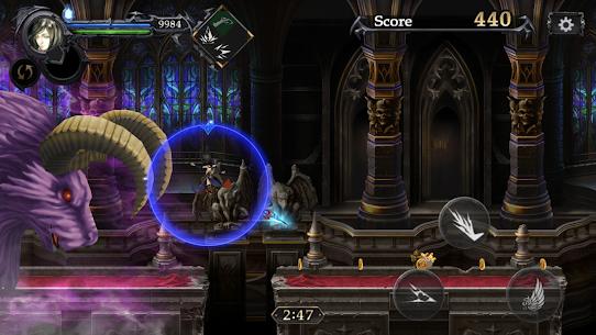 Castlevania Grimoire of Souls Apk Mod God Mod 7