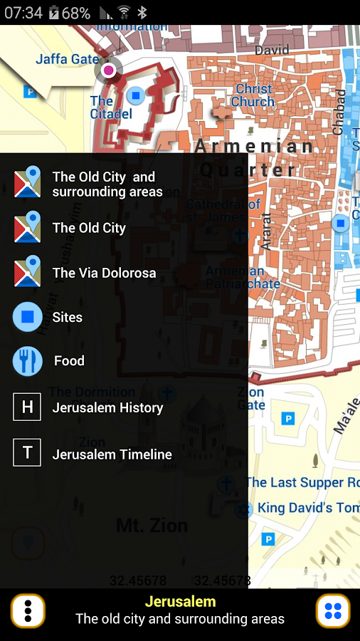Eye on Israel-Jerusalem- screenshot
