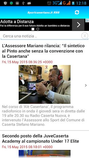 Sport Casertano.it RSS