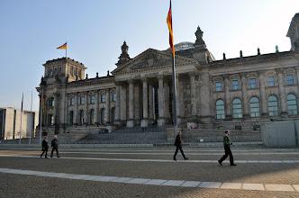 Photo: Berlin - Parliment building
