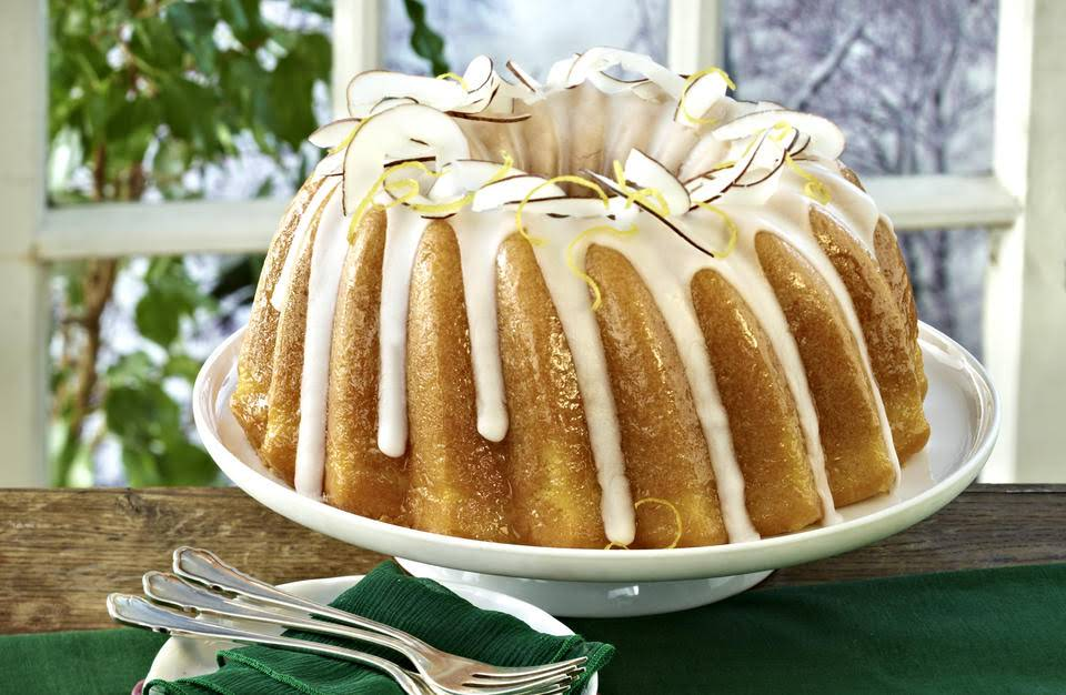 10 Best Fruit Bundt Cake Recipes