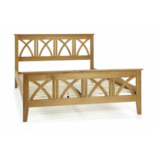 Serene Maiden Bed Frame