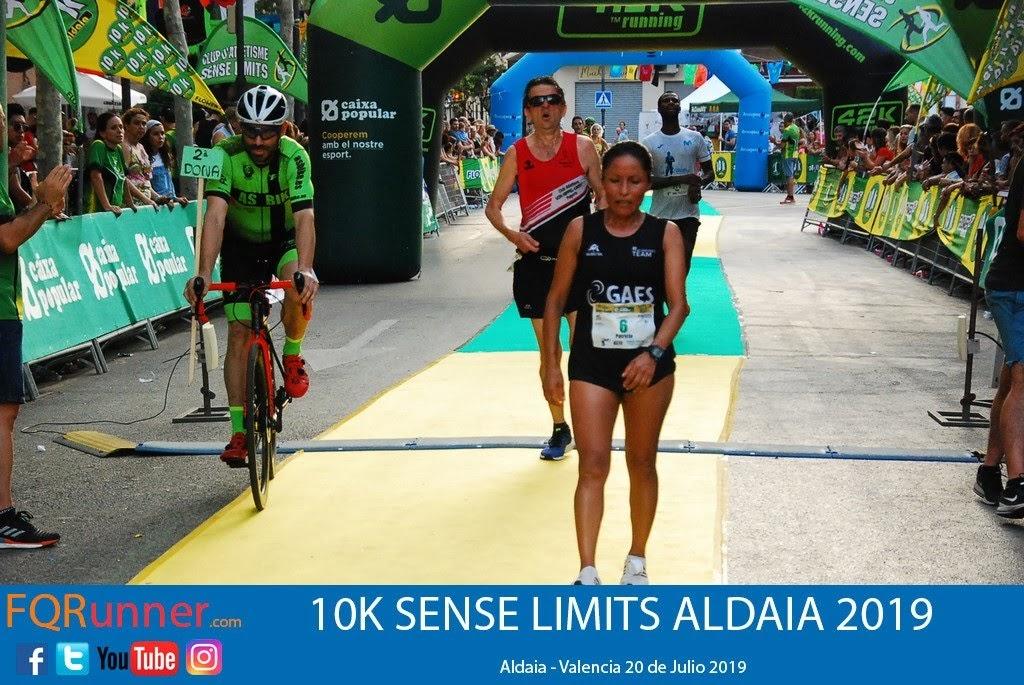 Patricia Montalvo Itas del Gaes Running Team