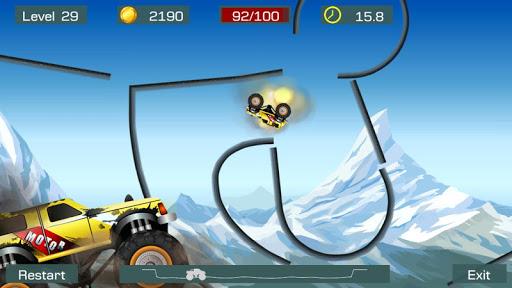 Monster Stunts -- monster truck stunt racing game  screenshots 5