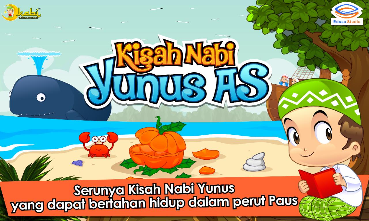 Kisah Nabi Yunus Interaktif Apl Android Di Google Play