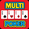 Multi Video Poker icon