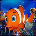 Magic Aquarium Live Wallpaper icon