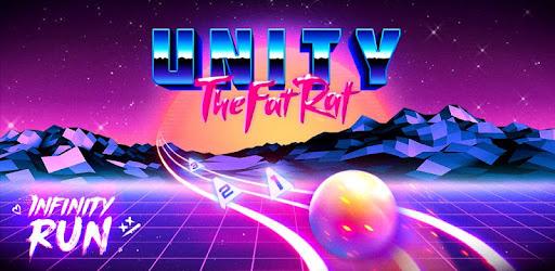 Resultado de imagen para Infinity Run: Rush Balls On Rhythm Roller Coaster
