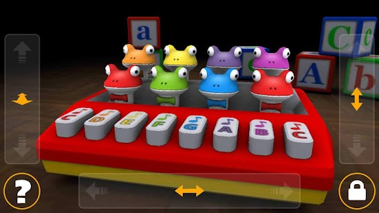 Frog Piano 3D- screenshot thumbnail