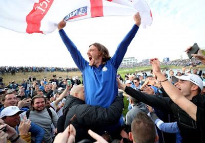 Europa blaast Amerika weg in Ryder Cup