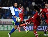 Cinquième défaite consécutive pour un RMP impuissant à Genk (2-0)