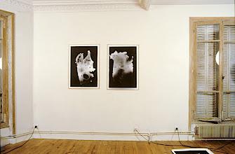 "Photo: © Olivier Perrot 1998 ""Empreintes"" Atelier Montrouge 1998"