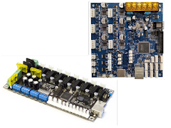 6+ Stepper Controller Boards