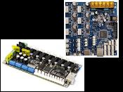 6+ Stepper Controller Boards