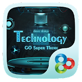 Technology GO Launcher Theme