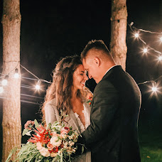 Wedding photographer Viktoriya Dovbush (VICHKA). Photo of 09.11.2018