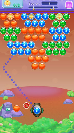 Classic Bubble Shooter 1.1 de.gamequotes.net 2