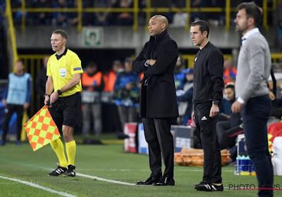 Thierry Henry souligne le bon match de Chadli... et de Vanaken