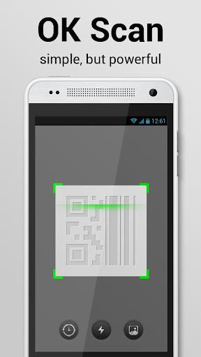 OK Scan(QR&Barcode) screenshot 1