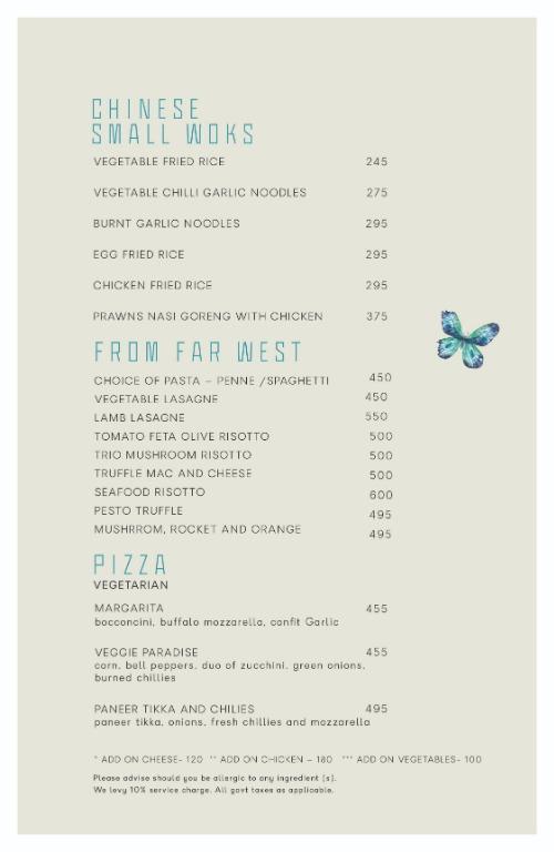 Unplugged Courtyard menu 16