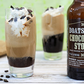 Boatswain Chocolate Stout Float Recipe