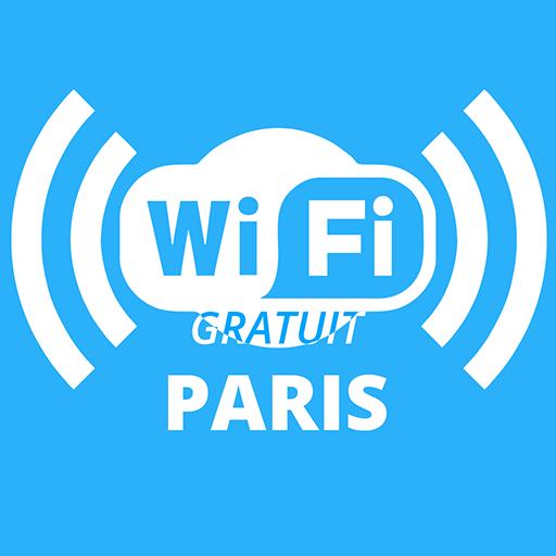 Wifi Gratuit Paris Icon