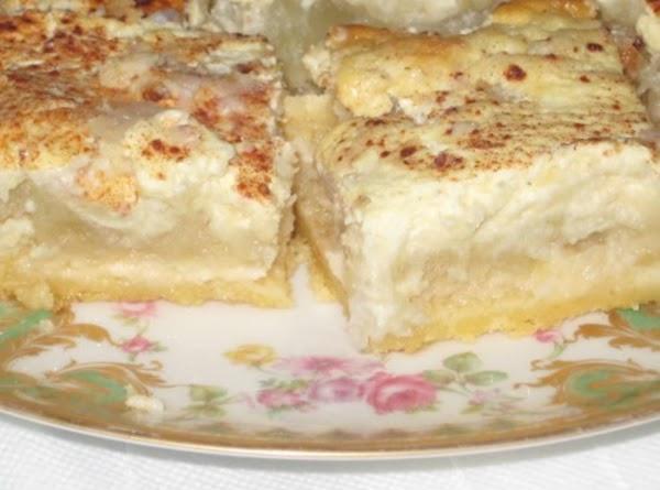 Apple Pudding Treats Recipe