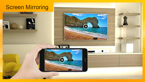 Screen Mirroring For All TV screenshot 2
