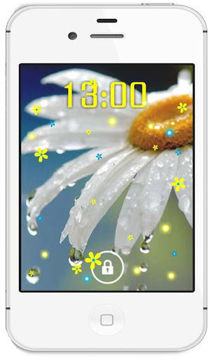 Camomile Music live wallpaper