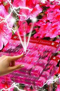 Klíčová slova růžové květiny - náhled