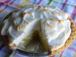 Lemon Meringue Pie With A Twist Recipe