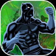 bIack Panther : Crime City Hero APK