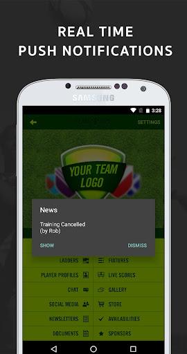 Team App 6.4.2.4 screenshots 2