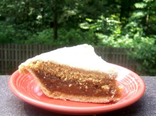 Shoofly Pie   -        An Old  Colonial  Recipe