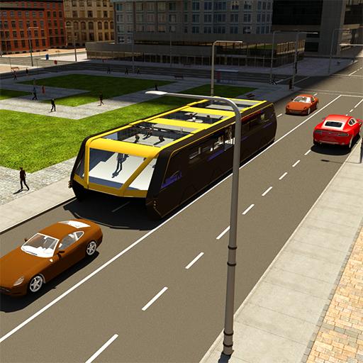 Transit Elevated Bus Simulator