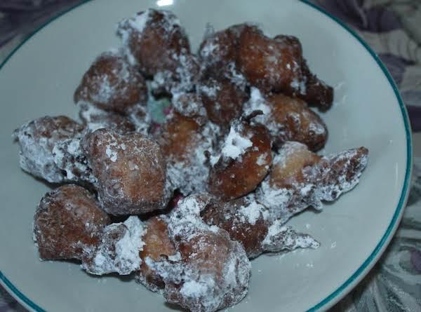 Gradma's Best  Pineapple Fritters Recipe